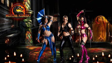 Изображение Hottest Cosplay Mortal Combat (25 фото)