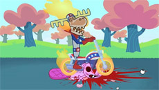 Изображение Happy Tree Friends - Brake The Cycle