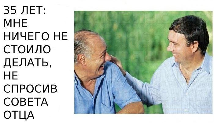 Отношения отцов и сыновей