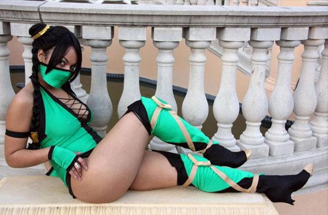Hottest Cosplay Mortal Combat (25 фото)