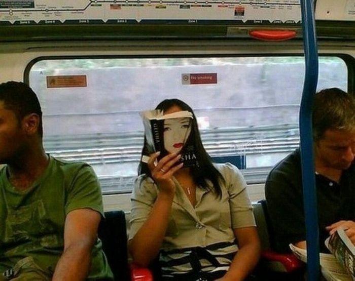 Обман зрения на обычных фотографиях - 2 часть (80 фото)