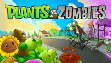 Plants vs Zombies - Растения против зомби