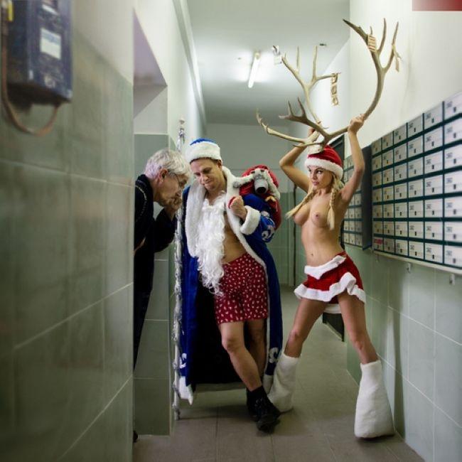 Новогоднее настроение 2013